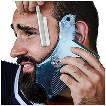 Monster&Son Beard Shaping Tool - New Innovative Design for 2019 image 10