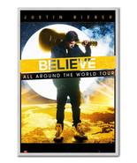 88618 Justin Bieber Believe All Around The World Tour Decor Wall Print P... - $5.06+