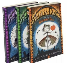 Amelia Fang 3 Book Set Memory Thief Unicorn Lords Barbaric Ball NEW SEALED - $22.77