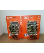 (2)WILDGAME INNOVATIONS DRT EXTREME 8 MP TX8i39DE2-9 LOW GLOW GAME CAMER... - $115.00