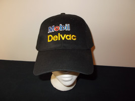 Mobile Delvac Diesel Engine Oil truck Heavy Duty Oil strapback hat sku4 - $27.83