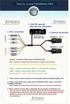Car Dashcams Camera Dual Constant Power Cable Parking Mode Battery Protection image 2