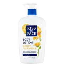 Kiss My Face, Moisturuzer Honey Calendula, 16 Fl Oz - $21.15