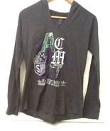 Sacramento Kings Adidas Womens Long Sleeve Hooded Shirt NBA Basketball G... - $18.95