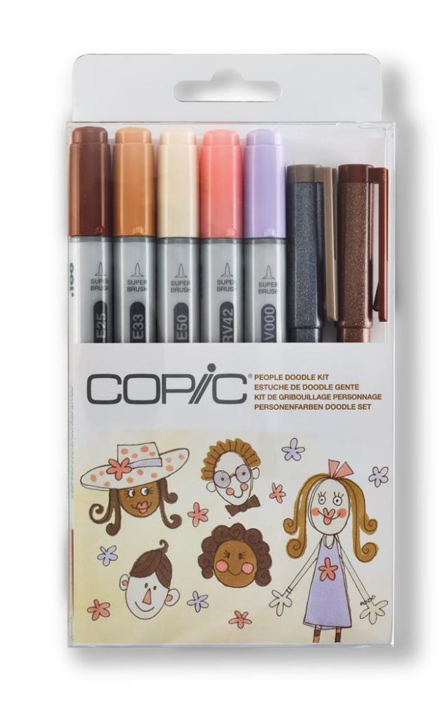 Too COPIC Ciao Markers 36 Colors B Set I36-B