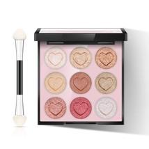 9 Colors Women Eye Makeup Shining Eyeshadow Long Lasting Waterproof Glit... - $6.99