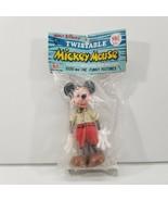 Vintage Marx 1960s Walt Disney Mickey Mouse Twistable Arms Legs Bendable - $143.55