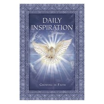 Daily Inspiration Paperback - Growing In Faith