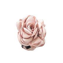 Fashion Verisimilitude ROSE Jaw Clip Hair Styling Claws, 3.1 inches, PEACH - $24.12