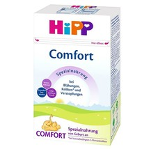 4 Boxes German HiPP COMFORT - ORGANIC Baby Formula-Colic Problems 500g-F... - $124.05
