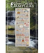 My Christmas List holiday cross stitch chart Silver Creek Samplers - $13.50
