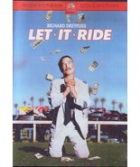 LET IT RIDE -  Richard Dreyfuss, David Johansen, Teri Garr SPECIAL  SEAL... - $19.00