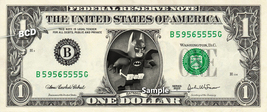 BATMAN Lego - Real Dollar Bill Cash Money Collectible Memorabilia Celebr... - $7.77