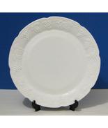 Vintage Indiana Milk Glass Harvest Round Chop Plate or Platter - $18.00
