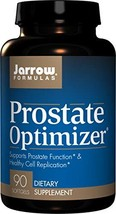 Jarrow Formulas Prostate Optimizer, Supports Prostate Function & Healthy Cell Re
