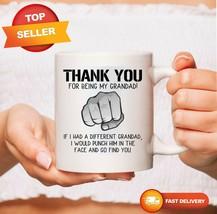 Funny Grandad Mug, Coffee Mug For Grandad, Grandfather Mug, Coffee Mug, ... - $11.19+