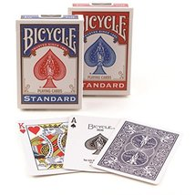 Bicycle Standard Index Playing Cards 4 Piece - $13.99