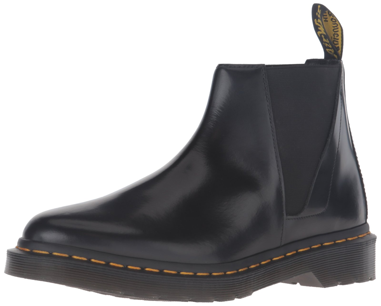 Dr. Martens Women's Bianca-R21603001 Ankle Bootie, Black, 5 UK/7 M US