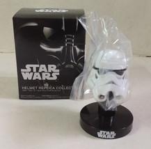 Bandai Disney Star Wars Helmet Replica Collection Volume 1 Stormstrooper... - $9.78