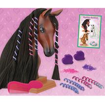 Breyer Blaze Mane Beauty Styling Head Bay Horse 7403 image 2