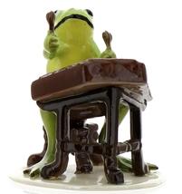 Hagen-Renaker Specialties Froggie Mountain Breakdown Bluegrass Frog Dulcimer   image 6