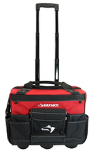 "Husky 18"" 600-Denier GP-43196N13 Water Resistant Contractors' Rolling To... - €164,16 EUR"