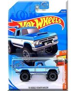Hot Wheels - '70 Dodge Power Wagon: HW Hot Trucks #7/10 - 152/250 (2020)... - $4.00