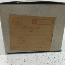 GE Control CR205X100C Aux Contact Kit - $14.99
