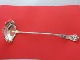 Grenoble aka Gloria by Wm. Rogers Plate Silverplate Punch Ladle w/Fluted... - $295.00