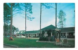 Motel Williamsburg VA Rte US 60 Carolynn Court Vintage Walter H Miller P... - $4.99
