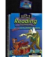 LeapFrog - READING  - Scooby-Doo! and the Zombie's Treasure - Leap - 2 - $4.75