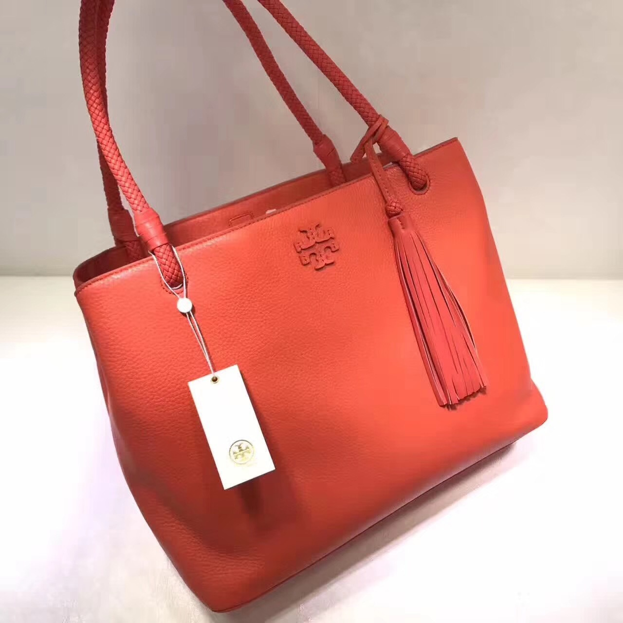 Tory Burch Taylor Triple-compartment Tote image 9
