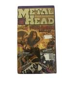 Metal Head Video Magazine Volume III Iron Maiden Ted Nugent Scorpions se... - $18.69