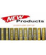 NEW US NAVY SOFT SHOULDER BOARDS 1-5 STARS ADMIRALS RANK Hi Quality CP M... - $57.42+