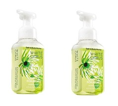 Bath & Body Works, Gentle Foaming Hand Soap, White Citrus (2-Pack) - $17.13