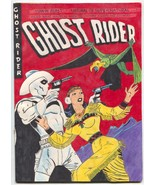 Ghost Rider #9 1952-with Raymond Miller recreated cover- Golden Age - $181.88