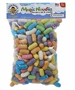 Captain Creative Magic Nuudles, Medium Bag of Bright Nuudles - STEM Arts... - $12.11
