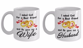 Funny Mug - Anniversary Wedding Gifts for Husband and Wife - 11 oz mug (Set 2) - $23.20