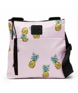 Go! Sac Original NWT Women's CROSSBODY BAG, Pineapple Print, Black Strap... - $26.00
