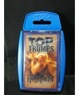 Harry Potter & The Half Blood Prince Top Trumps Brand New Card Game - $9.89