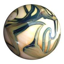 Abstract Art Glass Ball/Paperweight - $100.00
