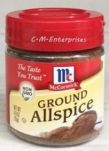 McCormick Ground Allspice 0.9 oz bottle All Spice - $5.59