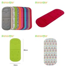 New Comfortable Baby Stroller Pad Four Seasons General Soft Seat Cushion... - $10.99
