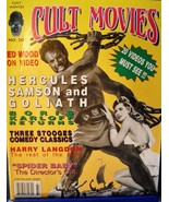 CULT MOVIES # 20- 1996 ISSUE - $5.49