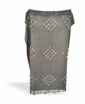 Impressive Cotton Handmade Throw Blanket, Boho Chick Blanket, Decorative... - €53,47 EUR
