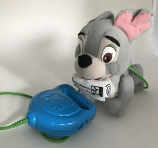 Fisher Price Disney Lady and the Tramp Remote Control Walking Baby Tramp... - $45.32