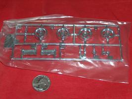 2004 Revell Kit 2534 Shelby 1/25 Séries 1 Compétence 2 OEM Rechange Chrome - $12.07