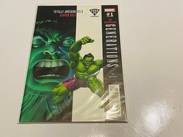Comic Book Generations The Strongest # 1 - $10.00