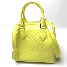 AUTHENTIC LOUIS VUITTON Damier-facet Speedy-cube PM Hand Bag 2way bag M4... - $1,750.00