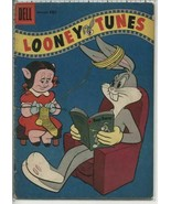 Looney Tunes and Merrie Melodies Comics #182 G 1956 Dell Comic Book - $9.34